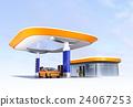 加油站 充電器 收費 24067253