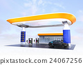 加油站 充電器 收費 24067256