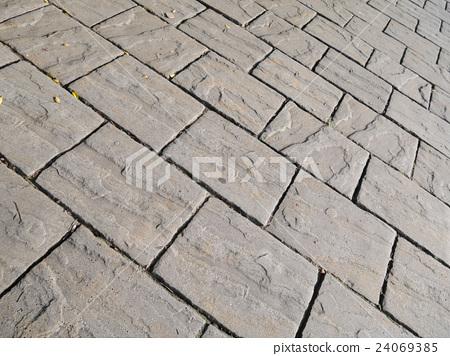 路面地磚 24069385