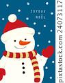 snowman, snowmen, snowy 24073117