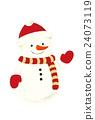 snowman, snowmen, snowy 24073119