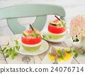 果凍 西式甜點 糕點 24076714