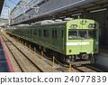 nara line, kyoto station, 103 series 24077839