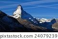Majestic Mt Matterhorn in autumn 24079239