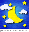 moon, night, cloud 24082521