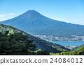 풍경, 경치, 후지카와구치코마치 24084012