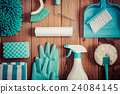 cleaning equipment, wood grain, wooden 24084145