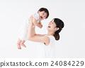 母親和孩子 24084229