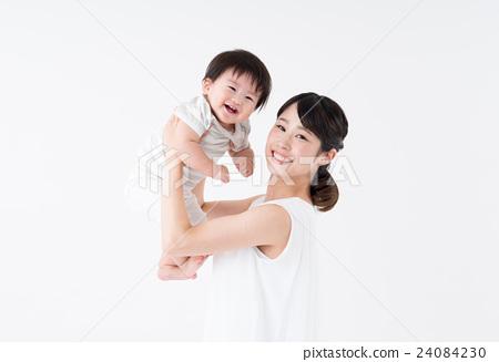 母親和孩子 24084230