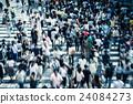 person, crossing, crosswalk 24084273