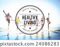 active, healthy, life 24086283