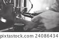 barista, coffee, grinder 24086434