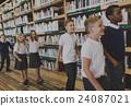 child, children, group 24087021