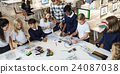 Eletronic Experiment Observation Physics Study Concept 24087038