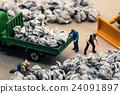 garbage, trash, trader 24091897