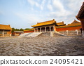 Eastern Qing Mausoleums scenery-Cian Mausoleum  24095421