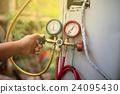 Manometer air cleaners 24095430