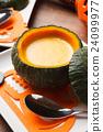 西餐 湯 萬聖節 24099977