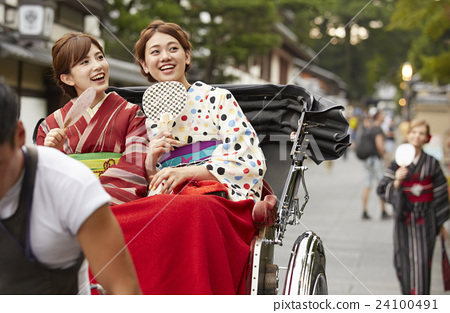 人力车女人的旅程 24100491