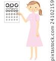 eye, test, eyesight 24102159
