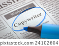 Copywriter Join Our Team. 24102604