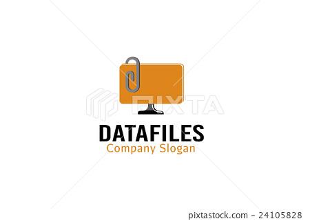 Data files Logo template 24105828