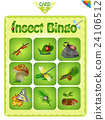 Bingo  with different insects 2 24106512