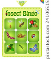 Bingo  with different insects 24106515