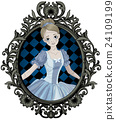 Halloween Cinderella 24109199