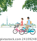bicycle, bicyclists, bike 24109248