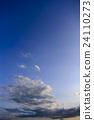 天空 雲彩 雲 24110273