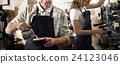 barista, coffee, grinder 24123046