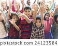 child, companionship, diversity 24123584