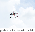 Flying drone 24132107