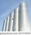 Industrial silos in the chemical industry 24134354