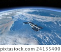 earth, globe, Space station 24135400