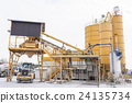 Plant for the production of the beton 24135734