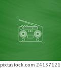 boombox computer symbol 24137121