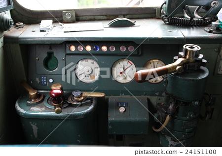 Former Arida Railway Kiha 58 driver cab 24151100