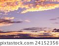 日落 暮色 黃昏 24152356