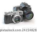 Digital cameras. Dslr and mirrorless cameras 24154828