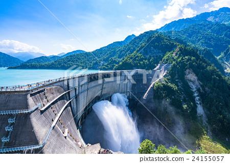 [富山]黑部大壩[夏季] 24155057