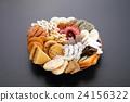 oden, assortment, stew 24156322