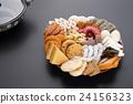 oden, assortment, stew 24156323