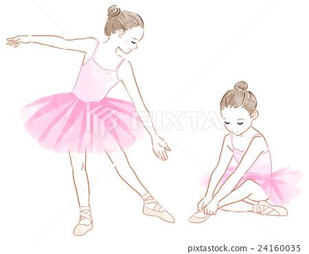 ballet, younger, ballerina 24160035