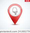 Pointer target for map 24160279