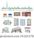residence, residential, dwelling 24163378