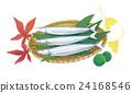 梭魚 針魚 原料 24168546