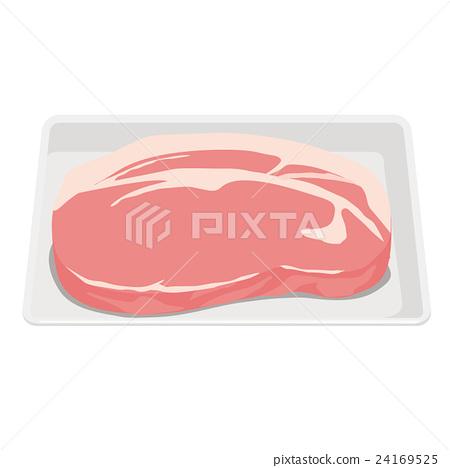 猪肉 肉 肉体 24169525
