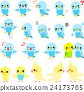 凤头鹦鹉 鹦鹉 金刚鹦鹉 24173765